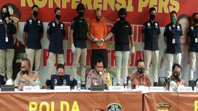 Setubuhi 305 Anak Indonesia, WN Perancis Ditangkap