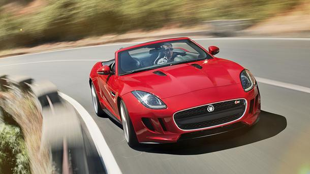 2013 Jaguar F-Type retraces the tracks of its iconic ancestor