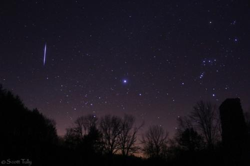 Amazing Leonid Meteor Shower Photos Captured By Stargazers
