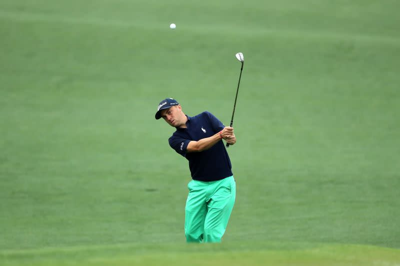 Thomas says golfers must accept things will be 'a little weird'