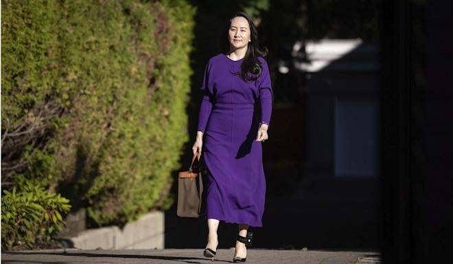 Meng Wanzhou has been in detention since December 2018. Photo: AP