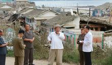 3颱接連肆虐北韓 金正恩:限一個月恢復交通、重建房屋