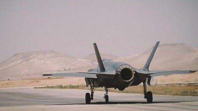 Israel Menentang Penjualan Pesawat Tempur F-35 AS ke UEA