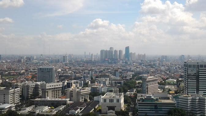 Cuaca Hari Ini: Langit Jakarta Cerah Berawan Pagi hingga Siang Nanti