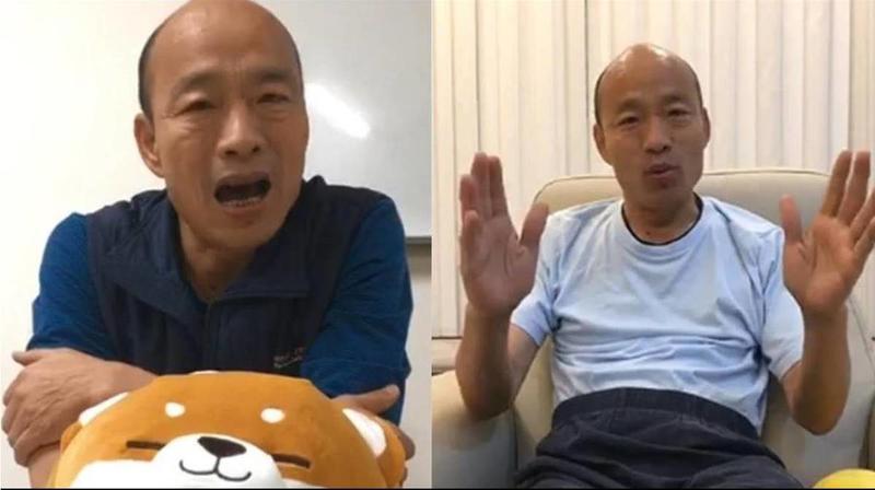 高雄市長韓國瑜(圖/東森新聞)