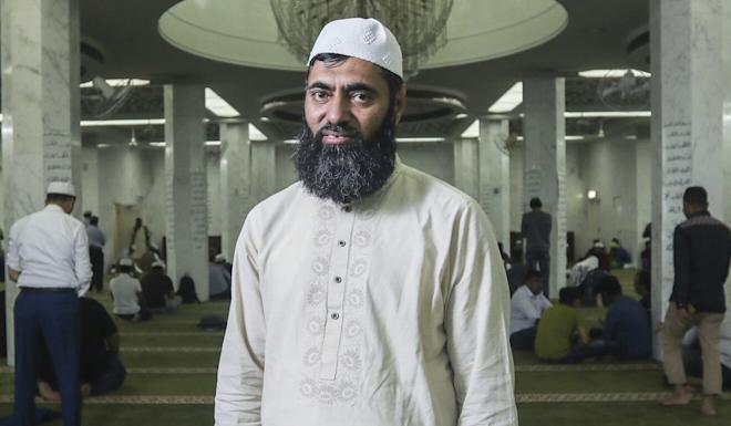 Mufti Muhammad Arshad, chief imam of Hong Kong, says forced marriages can be prevented through education, enforcement of the law and mosque sermons. Photo: Xiaomei Chen