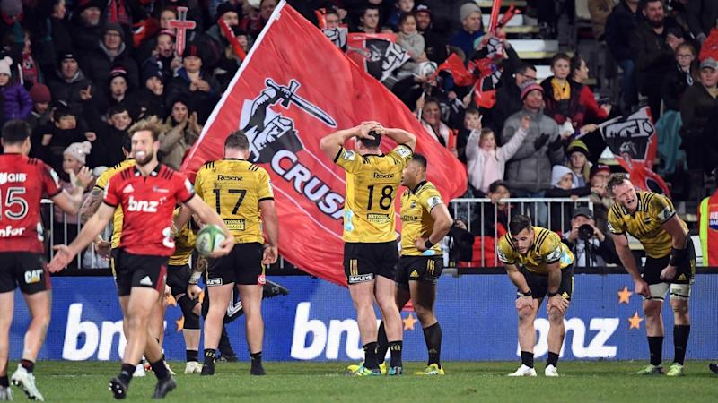 SUPER RUGBY CRUSADERS