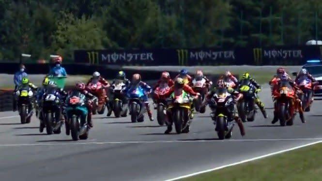 Jadwal MotoGP Emilia Romagna 18-20 September: Waktunya Rossi Bangkit
