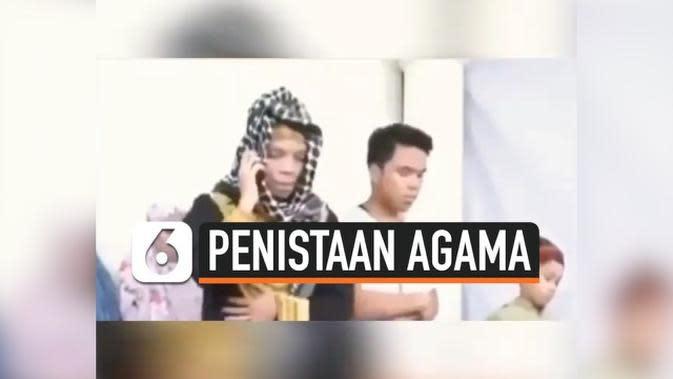 VIDEO : Atta Halilintar dilaporkan ke Polisi karena Penistaan Agama?