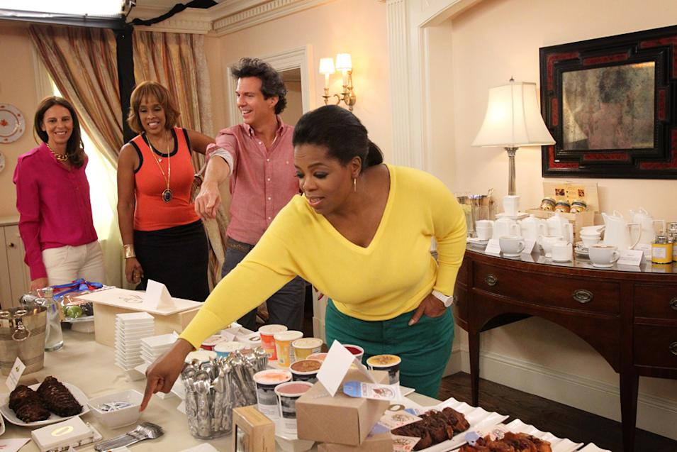 """Oprah's Favorite Things"""