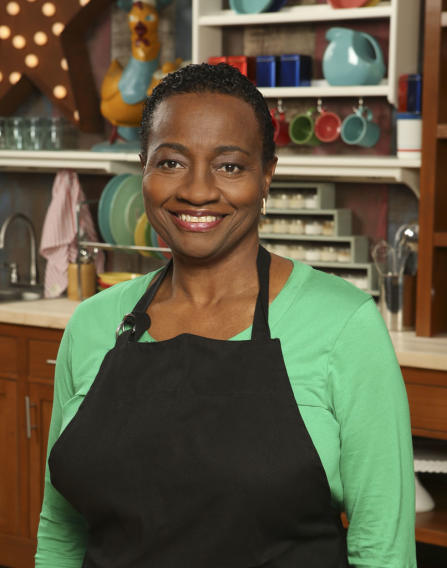 """""""The American Baking Competition"""" - Elaine Francisco"""