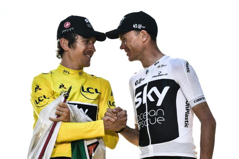 Froome, Thomas to race Tirreno-Adriatico after Tour de France snub
