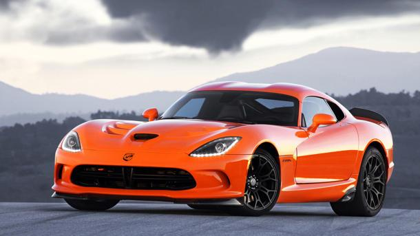 SRT's Viper TA arrives to sink fangs into the Corvette ZR1