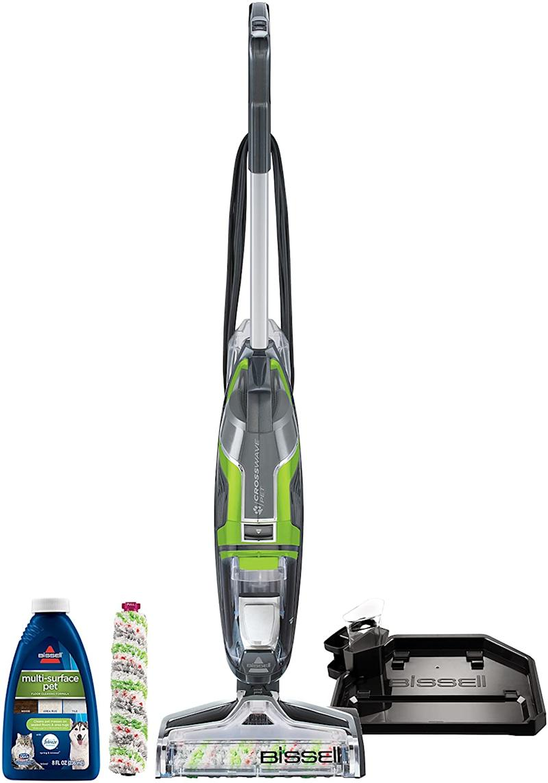 Bissell 2306D Crosswave Pet Wet Dry Vac and Mop is on sale as part of Prime Day 2020.