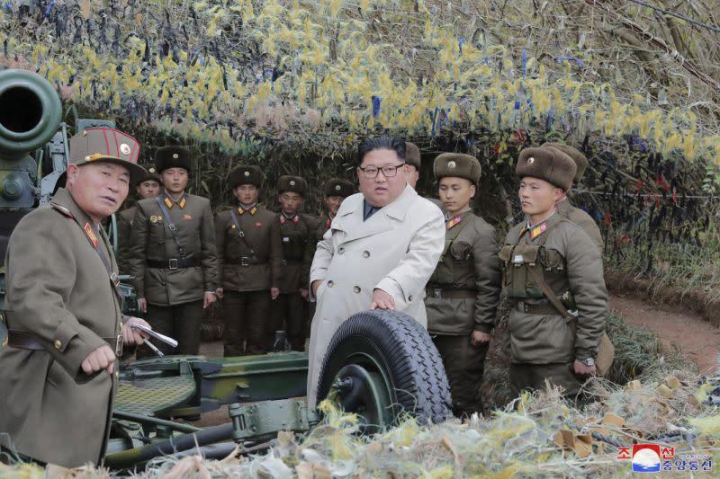 Korea Utara mungkin gelar peluncur roket 'super besar' dalam waktu dekat