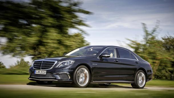2015 Mercedes S65 AMG proves its worth in 12 simple ways