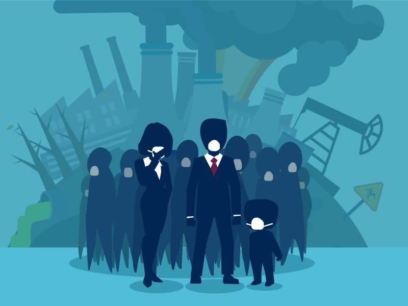 口罩戴對 請指名抗PM2.5