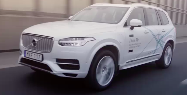 Volvo DriveMe