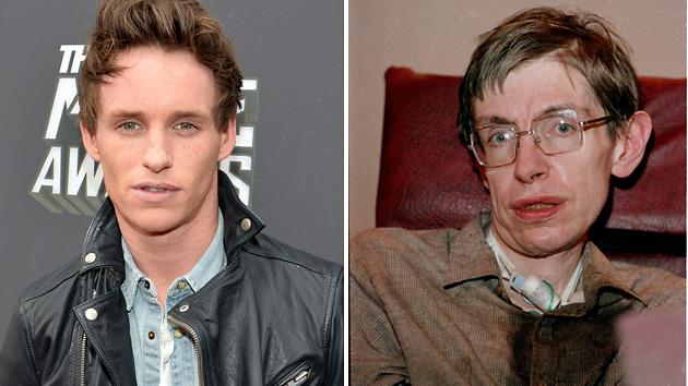 Eddie Redmayne to Play Young Stephen Hawking in 'The Theory of Everything'