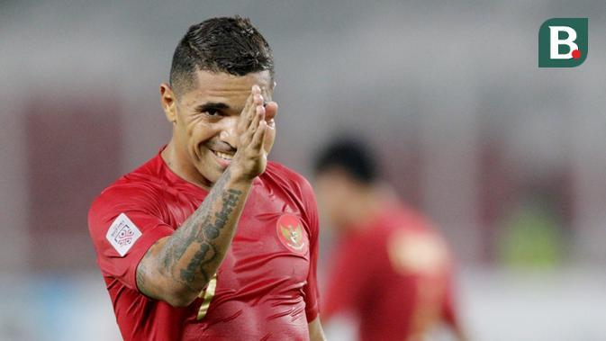 Striker tim nasional Indonesia, Alberto