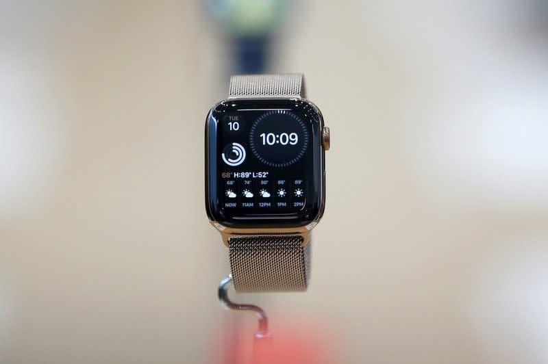 Apple Watch mendeteksi detak jantung tidak teratur dalam sebuah penelitian di AS