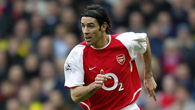 Robert Pires - Pires pernah membela klub Arsenal dan Aston Villa. Selama kariernya di Premier League, Pires telah mengemas 63 gol. (AFP/Odd Andersen)