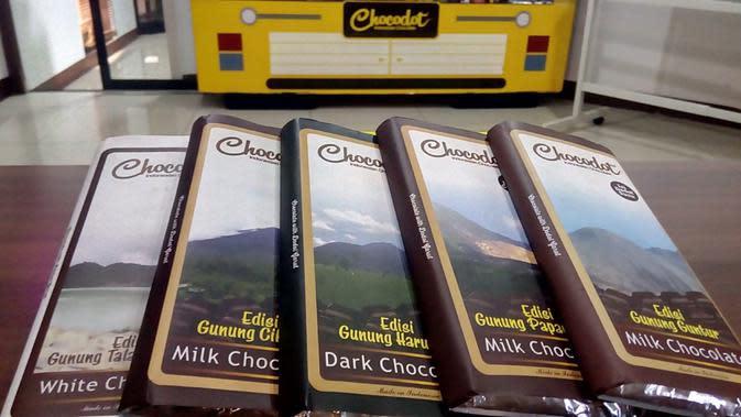 Chocodot. (Foto: Liputan6.com/Jayadi Supriyadin)