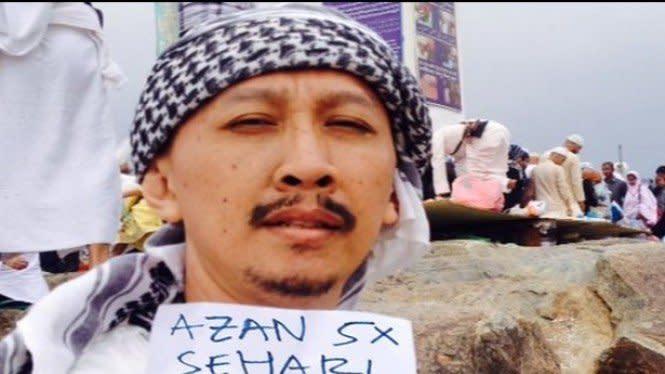 Dicemarkan, Sultan Pontianak Resmi Laporkan Abu Janda ke Polisi