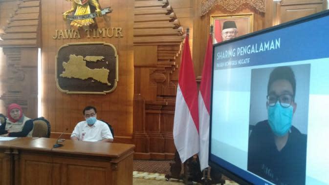 Curahan Hati Pasien Asal Surabaya yang Sembuh dari Corona COVID-19