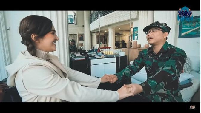 Ashanty dan Anang (Sumber: YouTube/The Hermansyah A6)