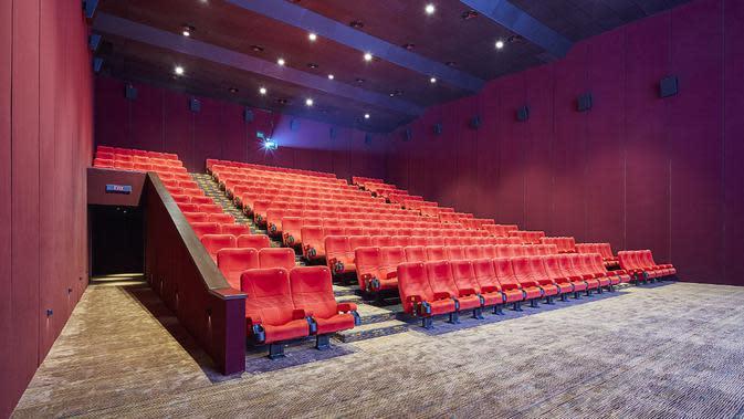 11 Hal Ini Wajib Dilakukan di Bioskop, Cinema XXI Tegaskan Aturan Tiap 30 Menit Keluar Studio Hoaks