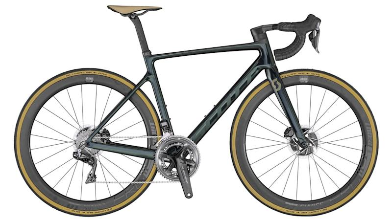 best lightweight bikes: scott addict rc premium