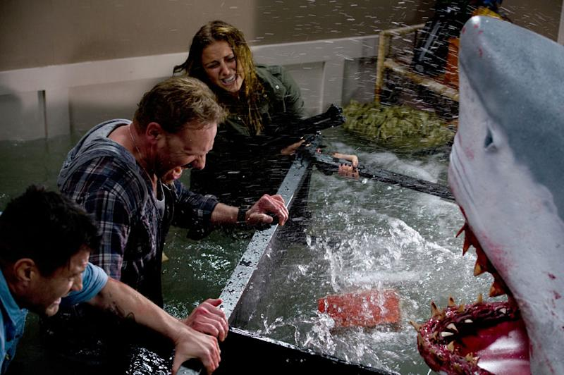 'Sharknado': The Entire Movie Told in Tweets and GIFs