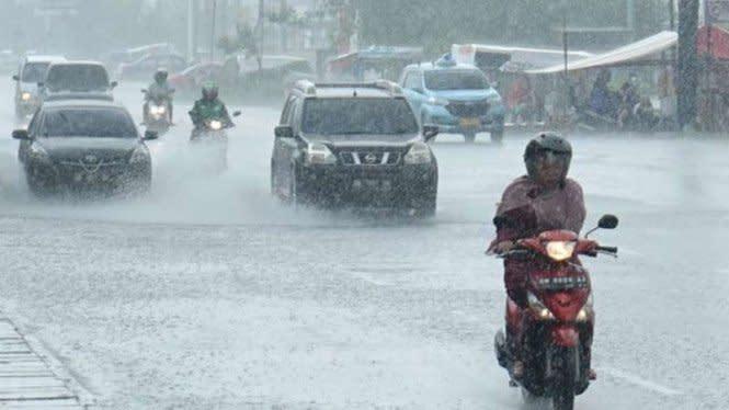 Siap-siap Macet, Ini Titik Banjir di Jakarta