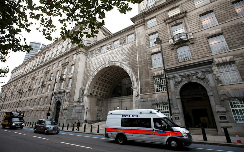 The legislation follows a long-standing battle over the legality of guidelines used by MI5 to permit agents and informants to break the law when conducting operations - Reuters