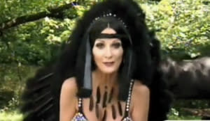 Sandra Lee's Fantastical Halloween Special had to be Seen to be Believed