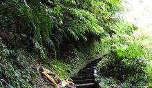 【Yahoo論壇】陽明山絹絲瀑布的落石