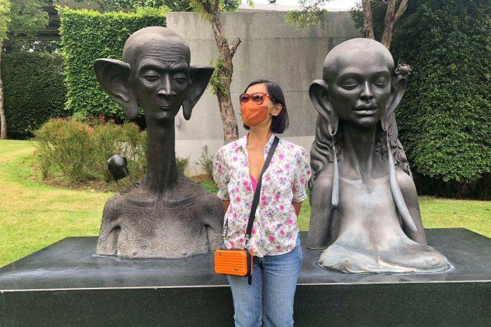 Dewi Ratnawulan bekerja di Rapid Asia di Bangkok Thailand.