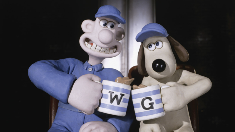 <i>Wallace and Gromit: Curse of the Wererabbit</i>, animated by Aardman, released by DreamWorks. (DreamWorks Animation)