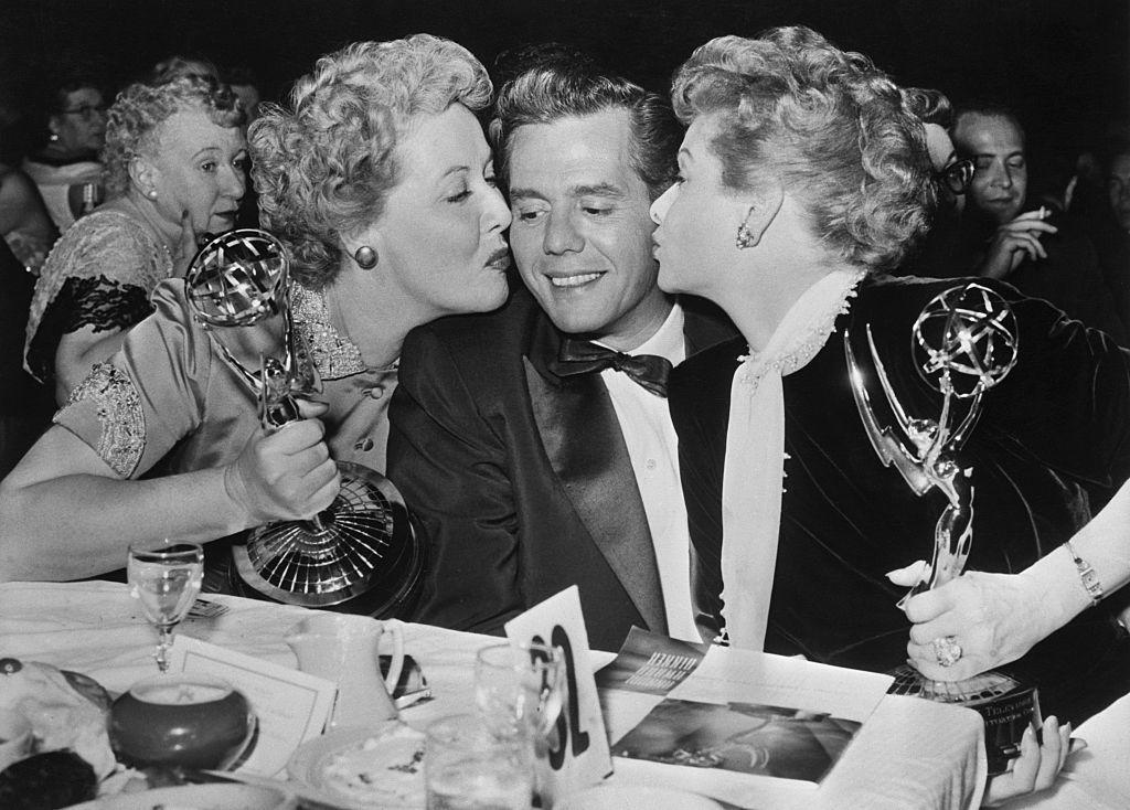 """<p>The <a href=""""https://www.redbookmag.com/life/g28814857/emmy-nominees-then-and-now/"""" target=""""_blank"""">Primetime Emmy Awards</a> has been a television staple for over 70 years now. The honor, which began in 1949, has celebrated the most beloved classics to grace the small screen. From TV institutions like <em>I Love Lucy,</em> <em>The Mary Tyler Moore Show</em>, and<em> Saturday Night Live, </em>t<em></em>o contemporary classics such as <em>Breaking Bad, </em><em>Game of Thrones</em>, and <em>Big Little Lies, w</em>e love to binge them, so let's look back at television's finest.</p><p><strong>The 72nd Annual Primetime Emmy Awards air live on ABC, Sunday, September 20, at 8 PM EST.</strong></p>"""