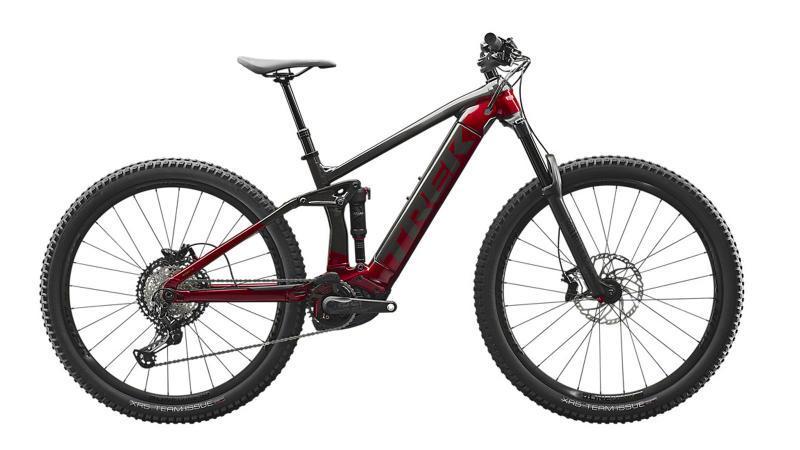 Best Electric Bike: Trek Rail