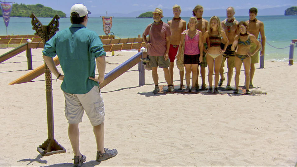 """Survivor: Philippines"" -- ""Whiners are Weiners"""