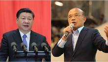 我國軍包機遭香港拒入 蘇貞昌這樣說
