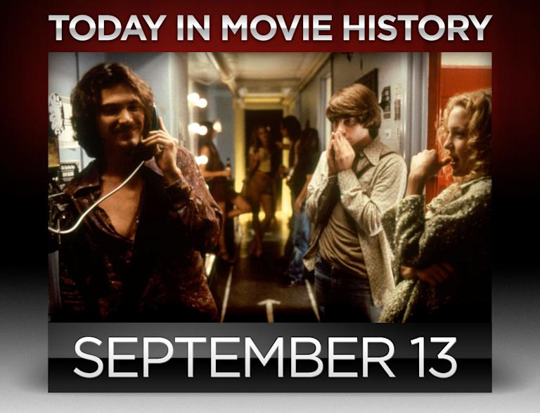 today in movie history, september 13