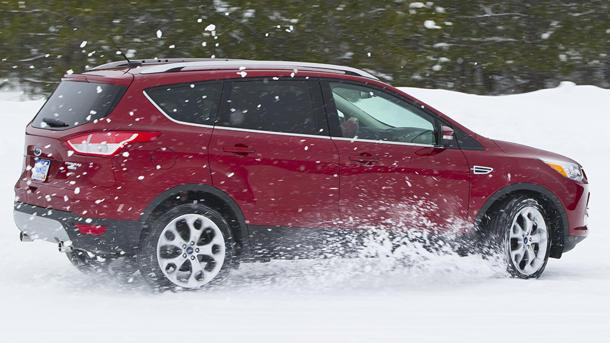 Putting all-wheel-drive to a winter's test: Do you need it?