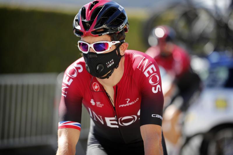 Tour de l'Ain 2020 - 1st stage Montreal la Cluse - Ceyzeriat 139,5 km - 07/08/2020 - Geraint Thomas (GBR - Team Ineos) - photo Tim van Wichelen/CV/BettiniPhoto©2020