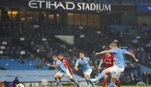 曼城踢和利物浦 熱刺凱恩晉身150進球俱樂部