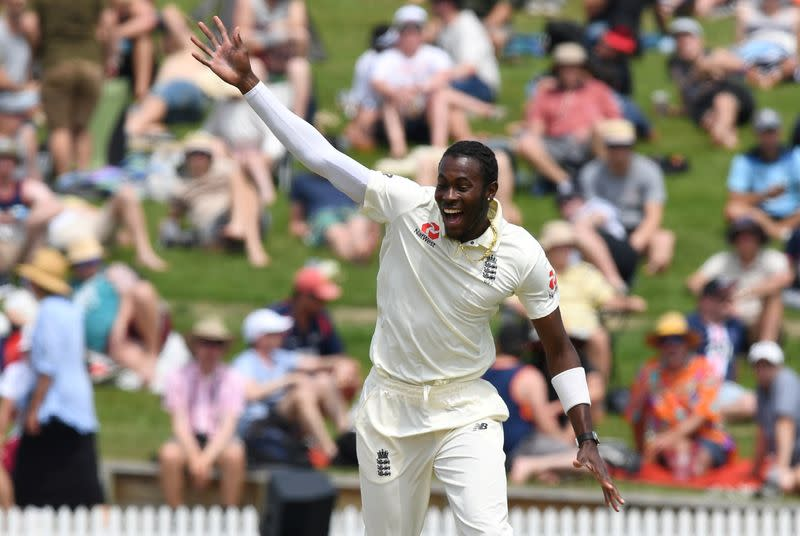 Archer delays joining England squad after taking precautionary COVID-19 test