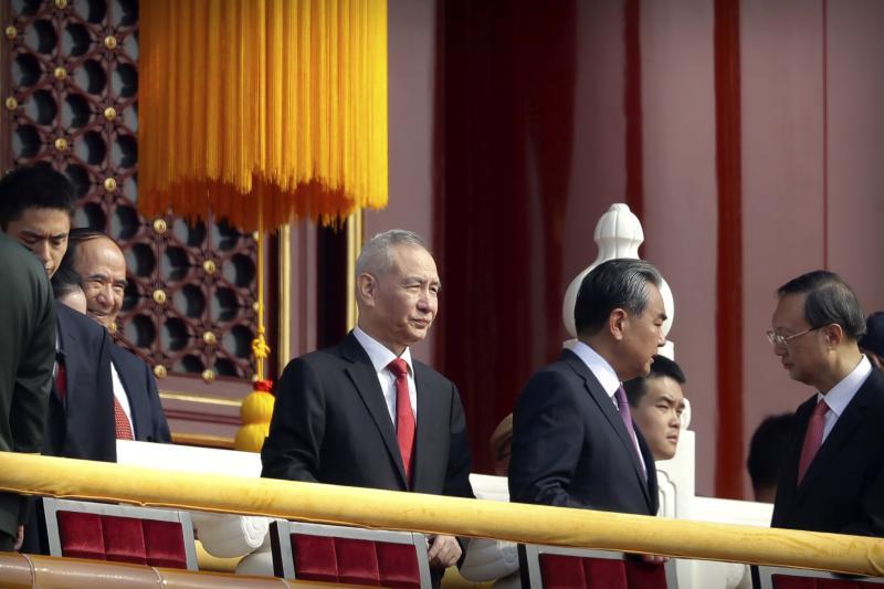 Beijing minta Washington cabut sanksi terhadap perusahaan teknologi China