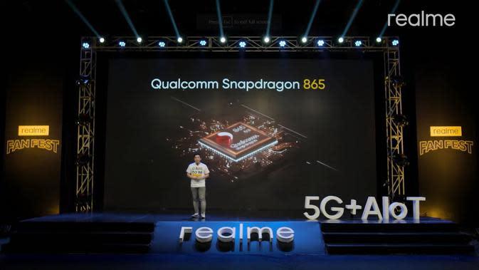 Realme X50 Pro. (Doc: Realme)